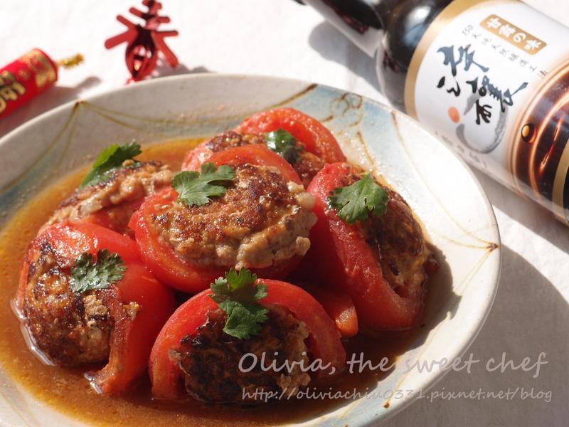 Olivia♥紅包富貴─淬釀年菜料理
