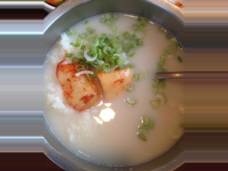 韓國雪濃湯-泡菜人妻in NY's kitchen