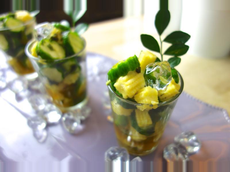 影音示範 泰式涼拌蔬食 輕食低卡料理