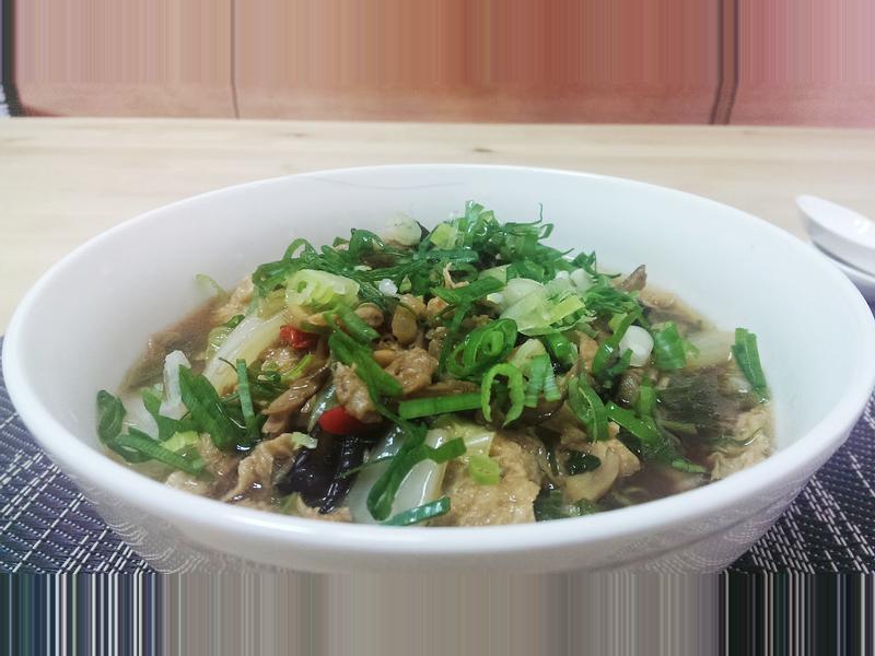 【LEKUE蒸煮盒系列】香菇滷白菜
