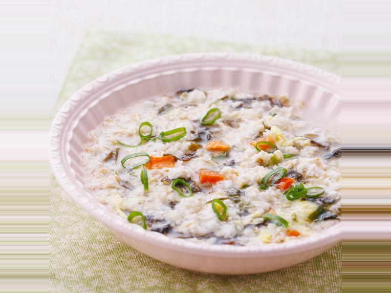低熱量輕食》紫菜燕麥粥