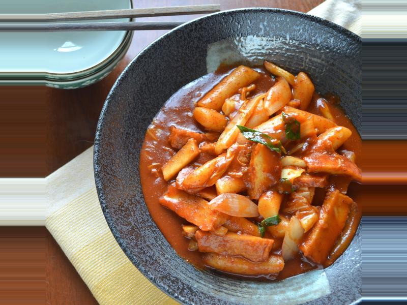 做菜新手也一定成功的韓式辣炒年糕,떡볶이