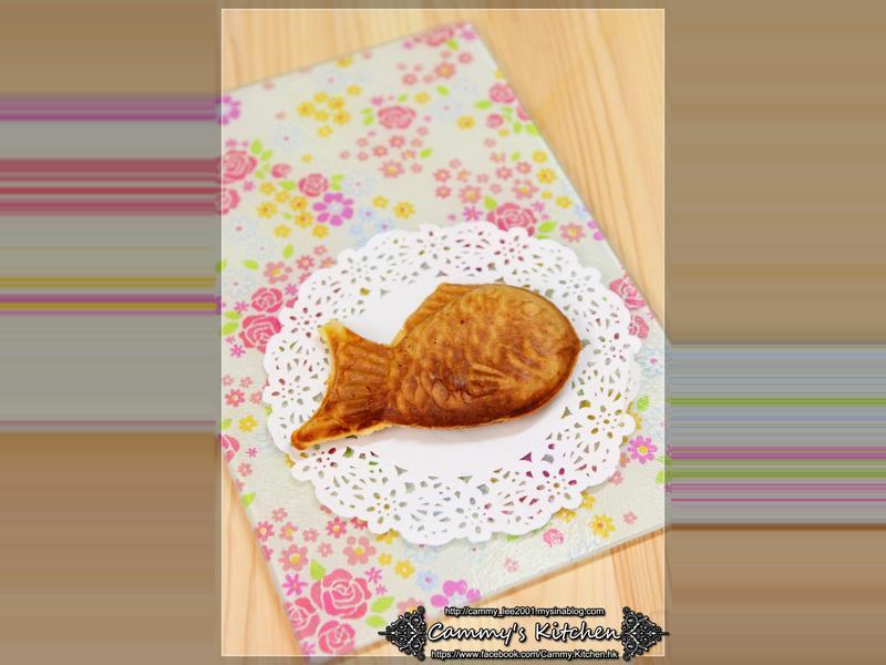 吉士鯛魚燒 (蜂蜜版)