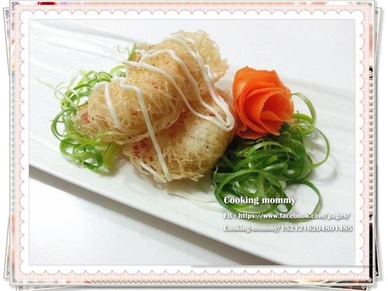 沙拉龍鬚蝦