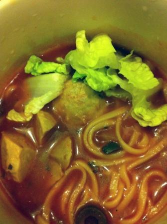 【Classico義大利麵醬】蘑菇橄欖家常湯麵