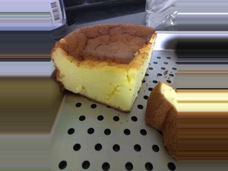 百香果戚風蛋糕