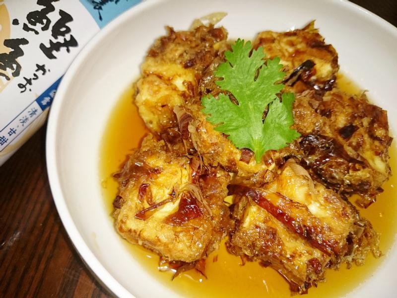 日式炸豆腐~『淬釀日式下午茶點』