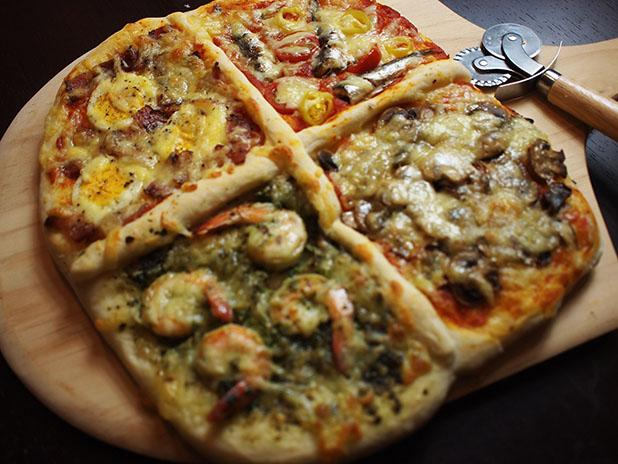 Easy辦趴 4 in 1 Pizza
