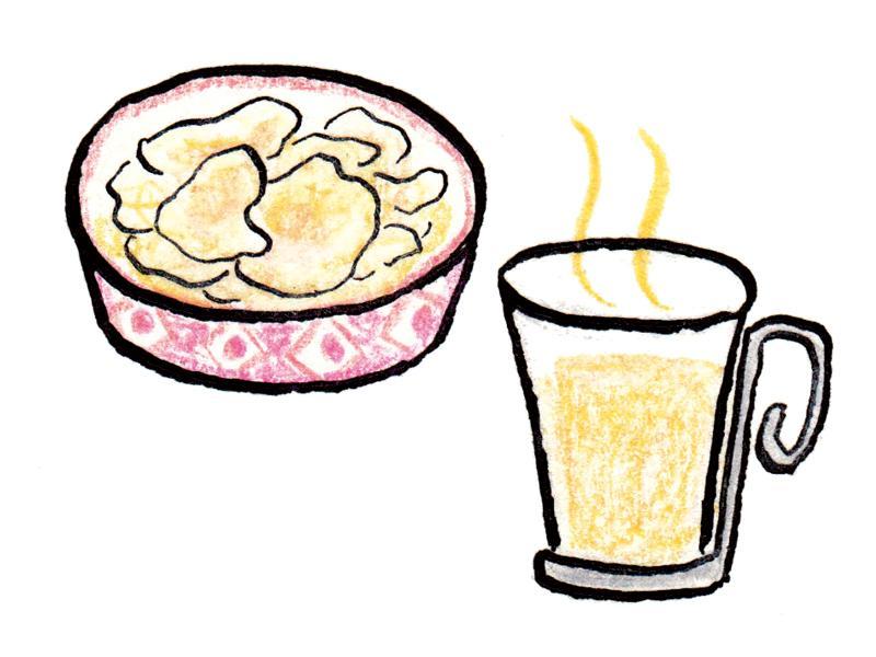 薑露與薑糖—和風好味食堂