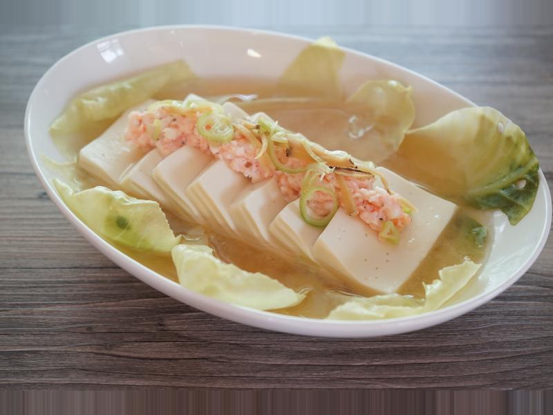 芙蓉豆腐蝦泥羹
