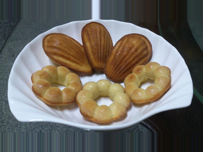 香橙瑪德蓮-烘焙展食譜募集