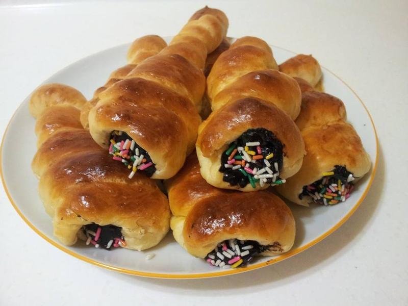 巧克力田螺麵包(全紀錄)