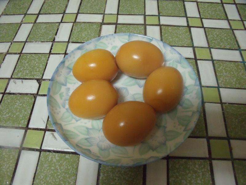 簡單做-茶香燻蛋