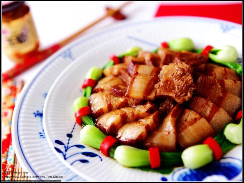 [愛之味年菜] - 圓滿玉筍扣肉