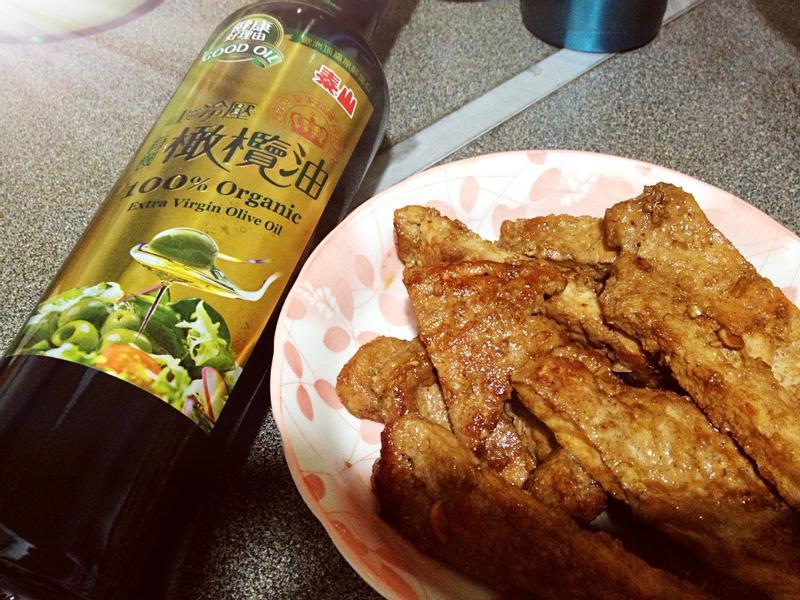 【泰山橄欖油】香煎豬排