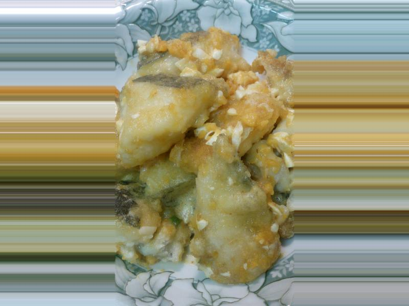 金沙鱈魚  家樂福廚神大賽