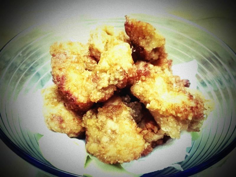品靚上菜-【榖盛綠咖哩 】南洋風炸雞塊