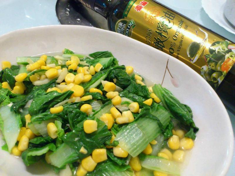 金玉白菜-泰山冷壓橄欖油