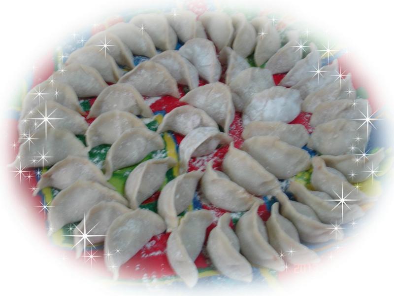 蒲丫鮮肉水餃