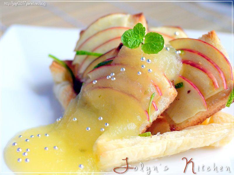 【九陽豆漿機】奶油甜蘋土司塔-美魔女Jolyn