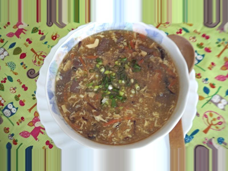 酸辣湯《日正健康廚房》