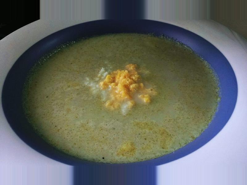 【空姐愛煮菜】花椰菜起司濃湯