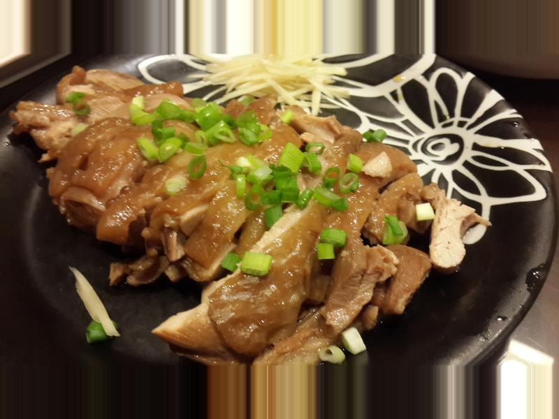 懶人電鍋料理 - 紹興油雞