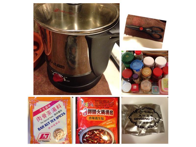 悶燒罐料理-注意事項