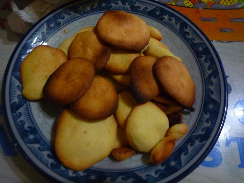 小烤箱的極簡小餅乾
