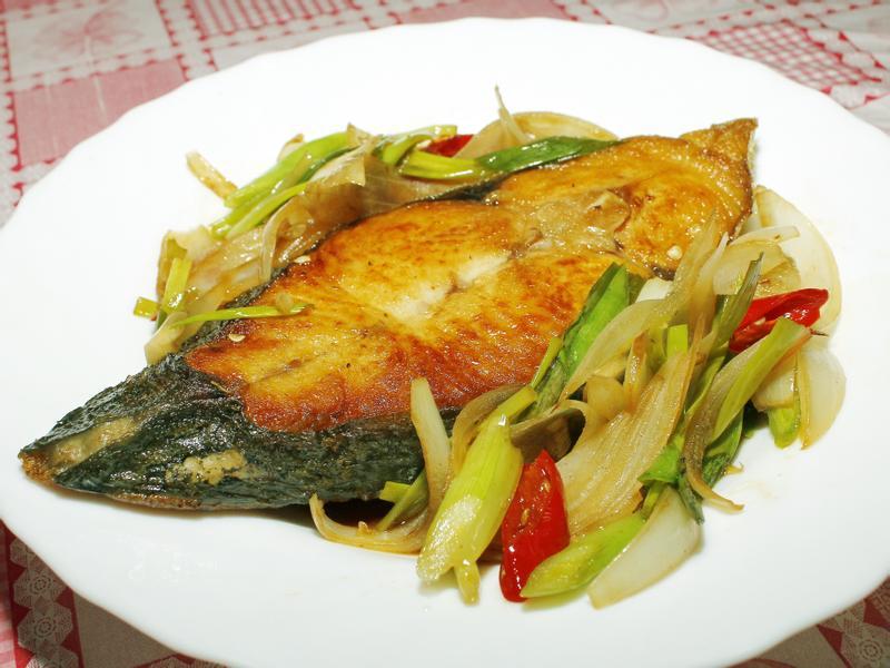 紅燒土魠魚