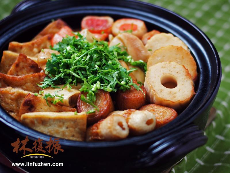 仙女貝火鍋白菜煲