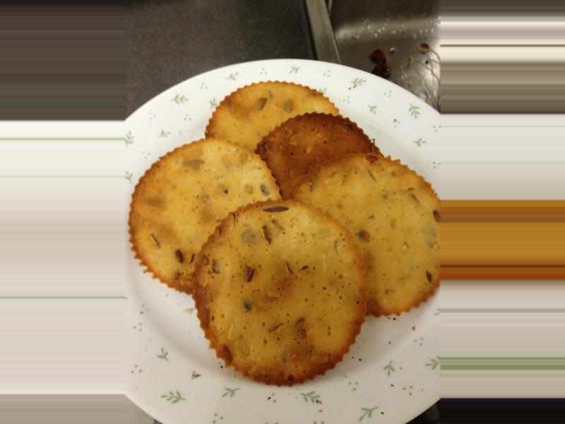 <葛瑞斯> 松子杏仁煎餅