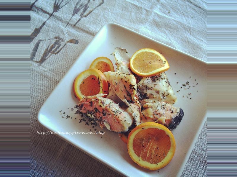 【北海道直送水產】柳橙麝香烤鮭魚