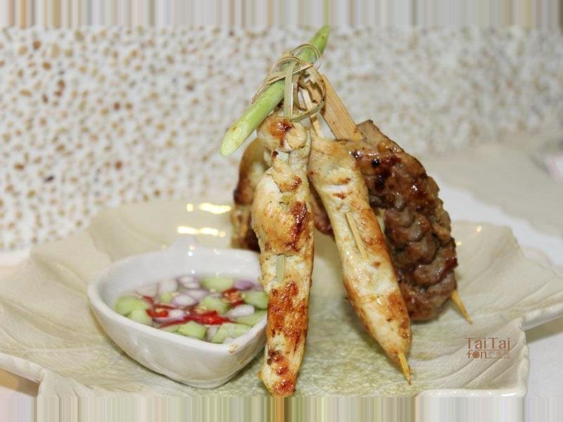 ♦泰泰風♦泰式沙嗲烤肉