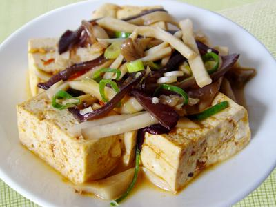 【厚生廚房】豆腐鮮菇