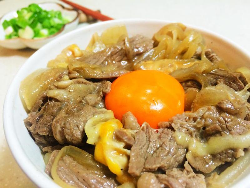 起司牛肉丼 @188懶人料理