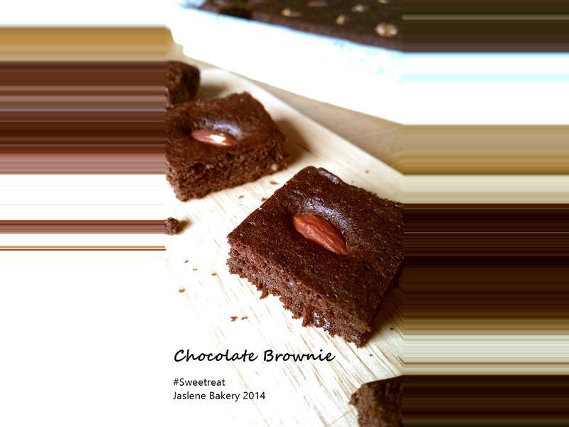 超人氣甜點 - 巧克力布朗尼