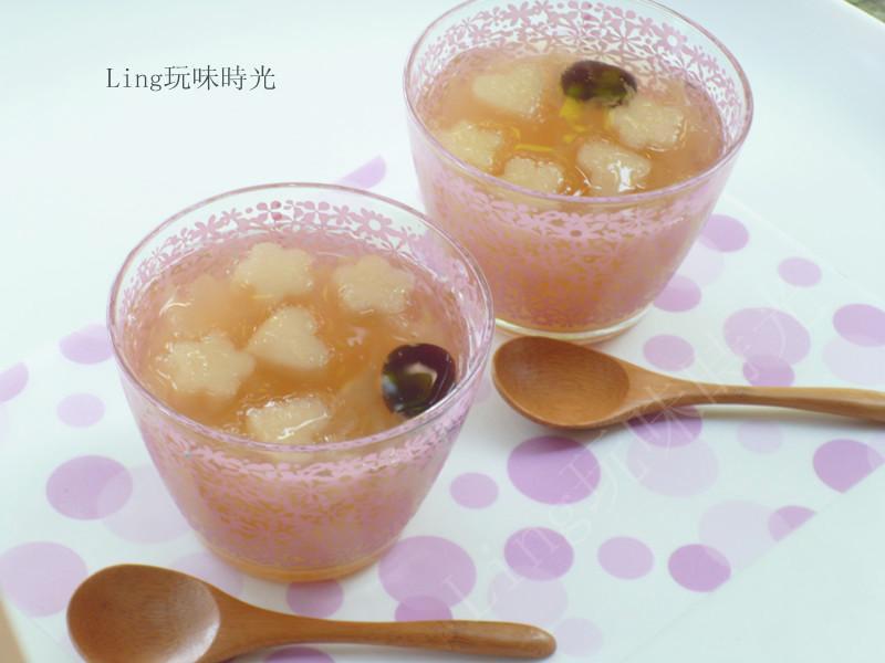 冰糖銀耳梨子湯