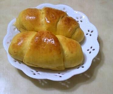 南瓜起司餐包-Panasonic製麵包機