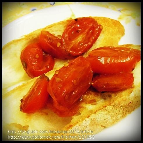 義式香料烤小番茄