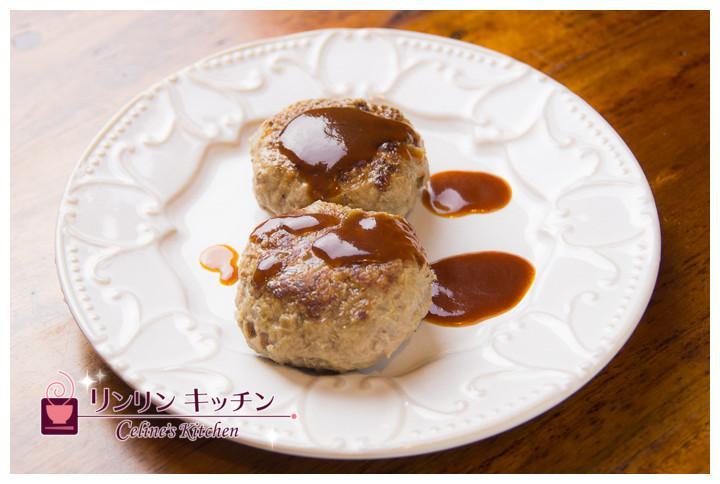 Celine's Kitchen 日式漢堡肉排~簡單做~