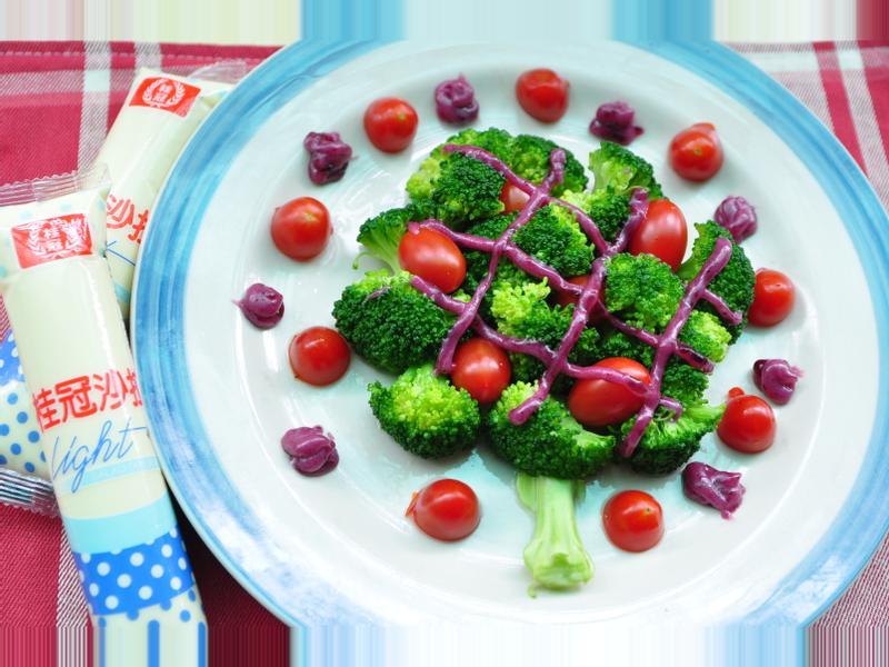 果實之美【桂冠沙拉就醬調】