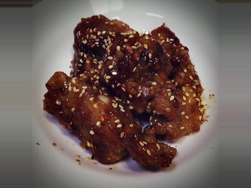 【客家桔醬】蜜汁桔香排骨