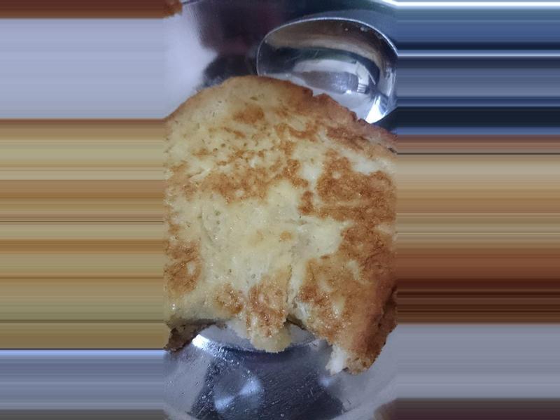 简单面包早餐