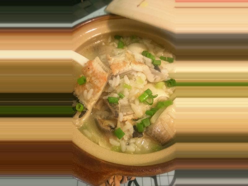 虱目魚肚粥