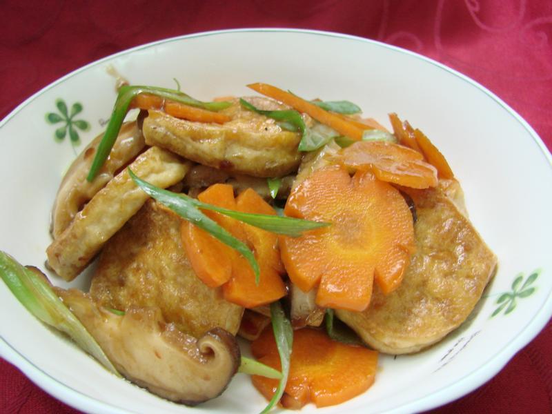 ~紅燒豆腐~