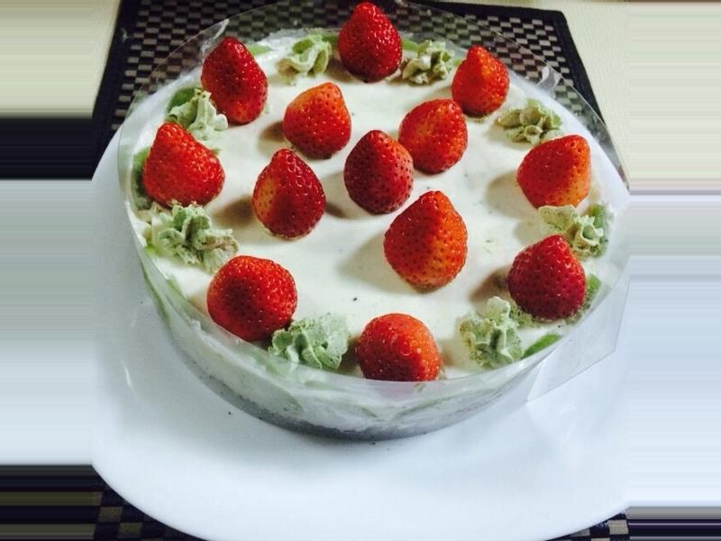 奇異果幕斯蛋糕
