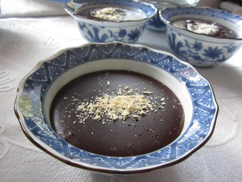 土式巧克力布丁