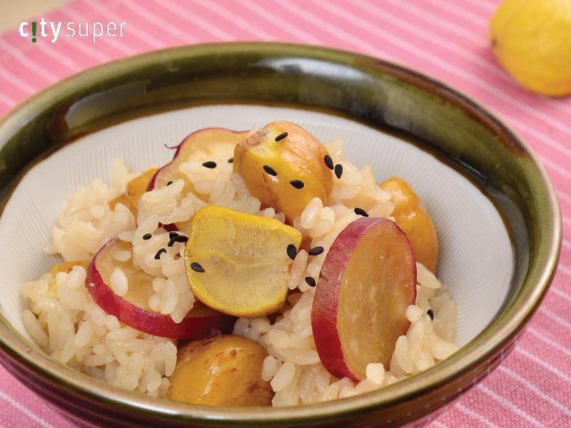 【秋令養生】黃金栗薯野炊飯