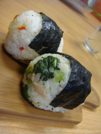 活氧鮪魚飯糰